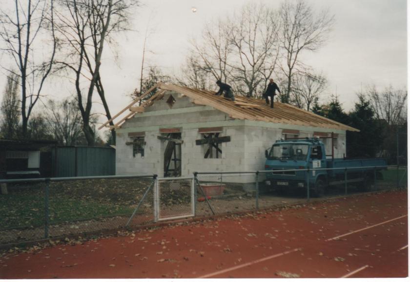 Tennishaus_Rohbau