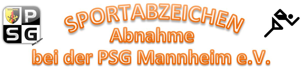 Sportabzeichen Abnahme 2018