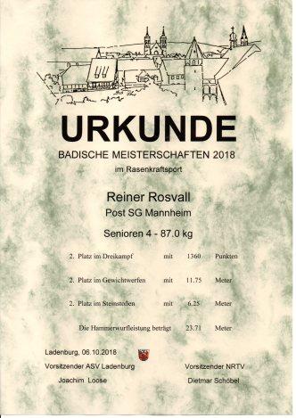 Urkunde-Badische_Reiner